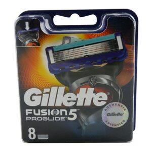 Gillette FUSION5 PROGLIDE Rasierklingen 8 Stück für Herren