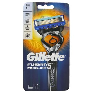 Gillette Fusion Proglide Flexball Rasierer + Rasierklinge für Herren