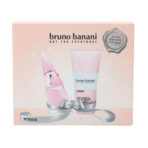 Bruno Banani Woman Set Eau de Toilette 20 ml & Shower Gel 50 ml für Damen