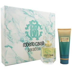 Roberto Cavalli Paradiso Set Eau de Parfum 50 ml & Bodylotion 75 ml für Damen