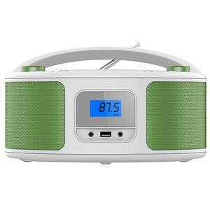 Cyberlux CD-Player CD/MP3 USB grün