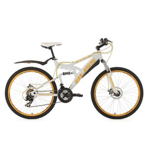 KS Cycling Fully Mountainbike Bliss 26 Zoll für Herren