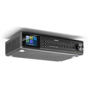 Karcher RA 2060D-B Unterbauradio CD DAB+