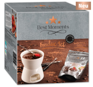 BEST MOMENTS Fondue Set