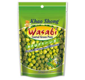 KHAO SHONG Grüne Erbsen mit Wasabi