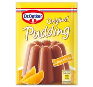 DR. OETKER Pudding