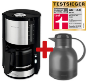 KRUPS Kaffeemaschine KM3210
