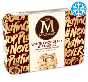 LANGNESE Magnum White Chocolate & Cookies