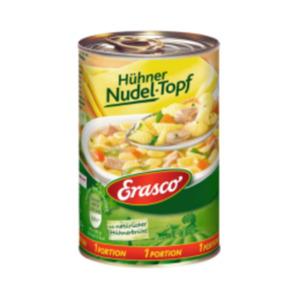 Erasco Suppe oder 1 Portion Eintopf