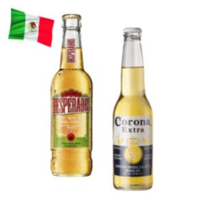 Corona oder Desperados