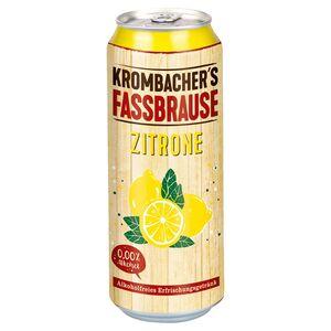 Krombacher Fassbrause 500 ml
