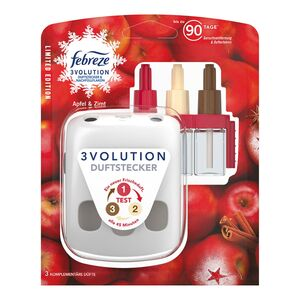 Febreze 3Volution Duftstecker Starterkit 20 ml