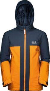 Skijacke POWDER MOUNTAIN  orange Gr. 176 Jungen Kinder