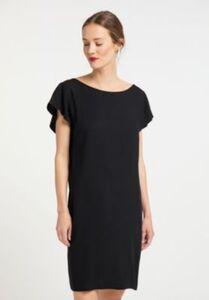 Kleid Stillkleider schwarz Gr. 34 Damen Erwachsene