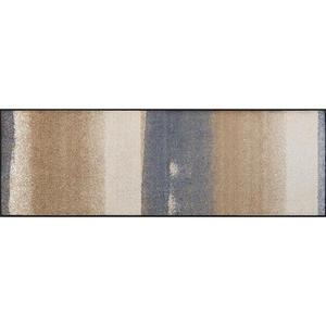 Esposa Fußmatte 60/180 cm graphik beige , Medley Beige 067849 , Textil , 60x180 cm , rutschfest, für Fußbodenheizung geeignet , 004336020596