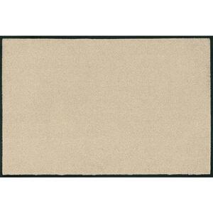 Esposa Fußmatte 120/180 cm uni champagner , Champagner , Textil , 120x180 cm , rutschfest, für Fußbodenheizung geeignet , 004336012760