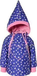 Baby Outdoorjacke Desna  blau Gr. 74 Mädchen Baby