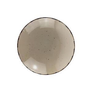 Landscape Suppenteller porzellan , Urban Life , Taupe , Keramik , Used look , glänzend , 005653002902