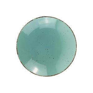 Landscape Suppenteller porzellan , Urban Life , Türkis , Keramik , Used look , glänzend , 005653002903