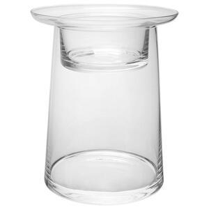 Novel Vase , 27-404 , Transparent , Glas , 20 cm , 0067140077
