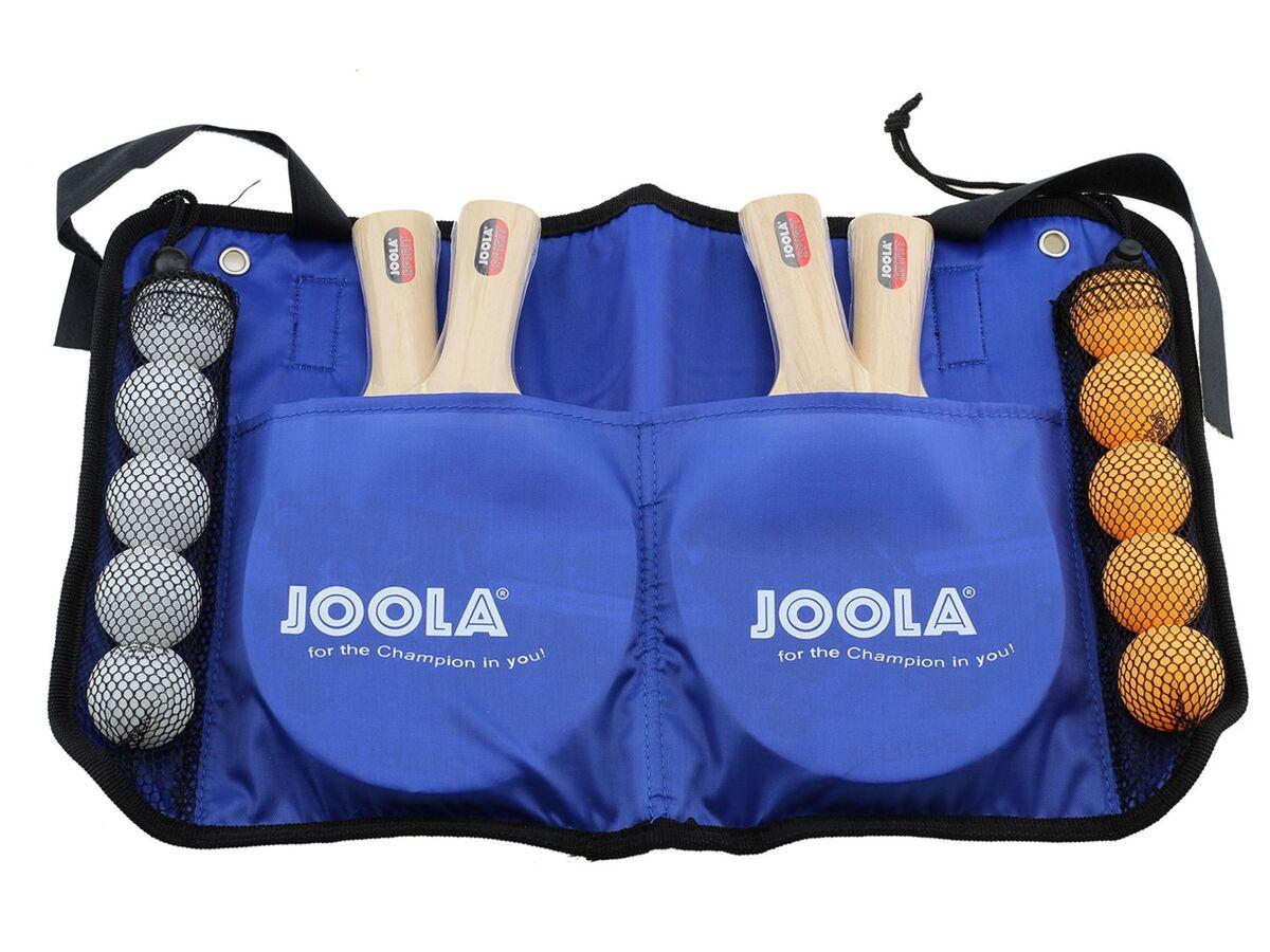 Bild 1 von JOOLA Tischtennis-Set »Family«, Tischtennisschläger, Bälle, Aufbewahrungstasche