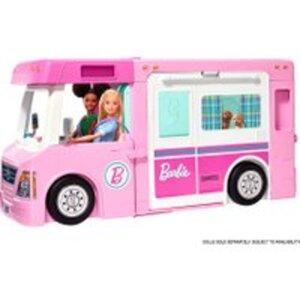 Barbie 3-in-1 Super Abenteuer-Camper