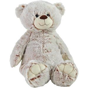 My Baby Lou Plüschtier , Bär , Hellgrau , Kunststoff, Textil , 38 cm , glänzend,Plüsch , 003438001301