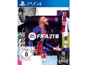 Electronic Arts FIFA 21 - Konsole PS4