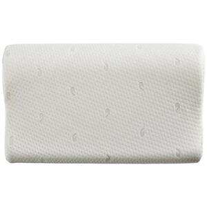 Boxxx NACKENSTÜTZKISSEN  50/30/10 cm , Liberio , Textil , 30x10x50 cm , Jacquard , antibakteriell, verhindert Rücken-, Nacken- und Schulterschmerzen, für alle Schlafpositionen geeignet , 005896000
