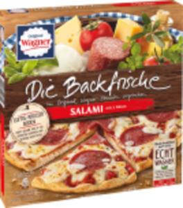 Original Wagner Big Pizza oder Die Backfrische