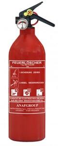 Unitec Feuerlöscher 1 kg für KFZ