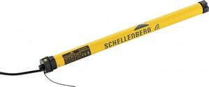 Schellenberg Funk-Rollladenmotor Mini Premium 10 Nm für 40 mm Achtkantwelle, max. 6,0 m², max. Zugkraft 25 kg