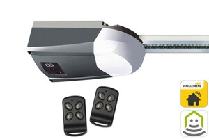 Schellenberg Garagentorantrieb SD10 Premium Smart Home System möglich,