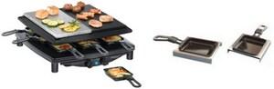 RC 4 Plus Sonderedition Raclette schwarz