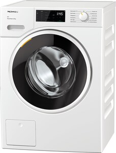 WWD 320 WPS Stand-Waschmaschine-Frontlader lotosweiß / A+++