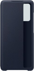 Clear View Cover für Galaxy S20 FE navy