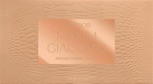 Catrice Lidschattenpalette Maxim Giacomo Pressed Pigment Palette