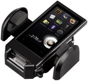 Hama Universal Lüftungsgitter Handy-Kfz-Halterung 40 - 110mm