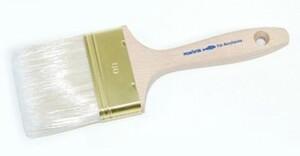 Primaster Flachpinsel Acryl 80 mm, weiß