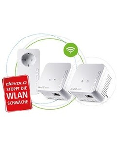Devolo dLan Magic 1 mini ,  1x LAN Ethernit, 12.000 Mbit/s