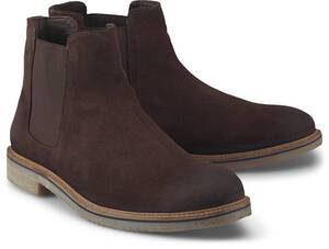 COX, Chelsea-Boots in dunkelbraun, Boots für Herren