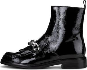 WHAT FOR, Stiefelette Fran Ankle Boot in schwarz, Stiefeletten für Damen