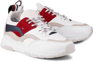 Tommy Hilfiger, Fashion-Sneaker in weiß, Sneaker für Damen