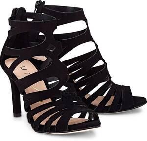 Unisa, Sandalette Wandeo in schwarz, Sandalen für Damen