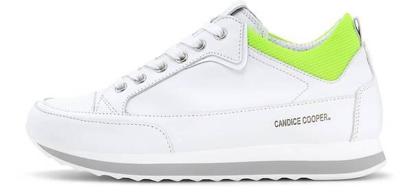 Candice Cooper, Sneaker Adel in weiß, Schnürschuhe für Damen