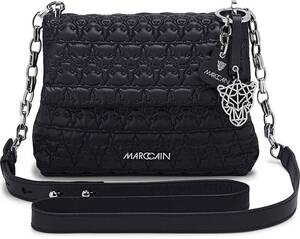 Marc Cain, Umhängetasche Giulia in schwarz, Umhängetaschen für Damen