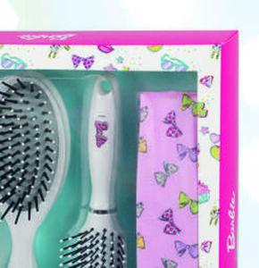 Geschenk-Set Haarbürsten