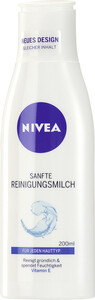 Nivea Sanfte Reinigungsmilch 200 ml