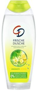 CD Frischedusche Lindenblüte + Zitrone 250 ml