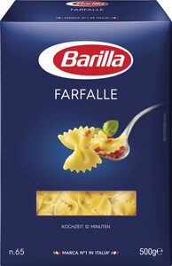 Barilla Nudeln Farfalle 500 g